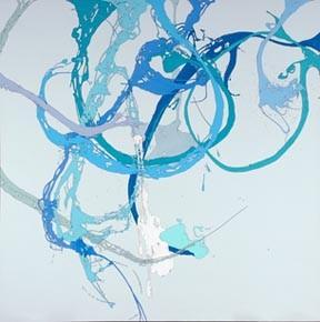 """Wave"" by Heide Trepanier."