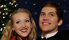 """""""White Christmas"""" at the Empire Theatre"""