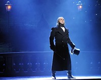 """With his critically acclaimed, powerful voice, Andrew Varela stars as police inspector Javert in the box office smash, """"Les Miserables"""" currently in its 25th anniversary stage tour."""