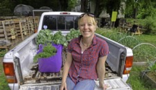 Word & Image: Amy Wildermann, 33, Urban Farm Manager at Tricycle Gardens