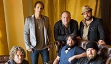 Zac Brown Band at the Richmond Coliseum