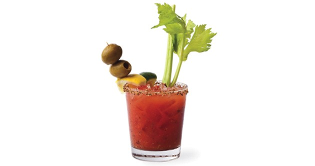 A Caesar's a must for the day after NYE.