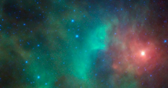 A champagne supernova in the sky