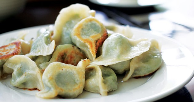 A dumpling bonanza awaits at Happy Veal