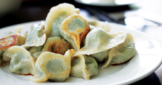 A dumpling bonanza awaits at Happy Veal