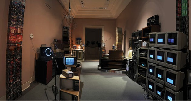 A look at 2009's Obso-less-sense, shown at the Art Gallery of Nova Scotia.