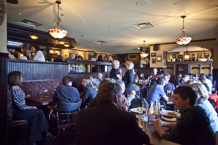 A packed Finbar's in Bedford bodes well for its Dartmouth twin - PHOTO BY MEGHAN TANSEY WHITTON