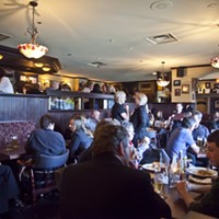A packed Finbar's in Bedford bodes well for its Dartmouth twin