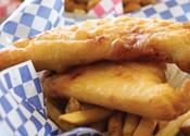 Batter up for Acadian Fish & Chips