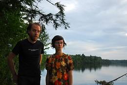 Aidan Baker and Leah Buckareff make dark sounds as doom-metal project Nadja.