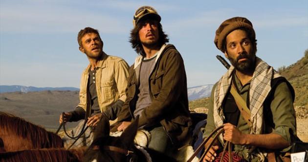 Alberta stands in for Afghanistan in Afghan Luke.