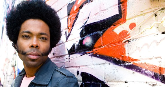 Alex Cuba is hard to pin down. - CHRISTINA WOERNS