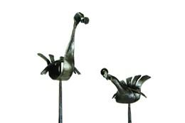 "STEPHEN ZWERLING - Alexa Jaffurs ""Birds en Pointe (2013 Iron)"""