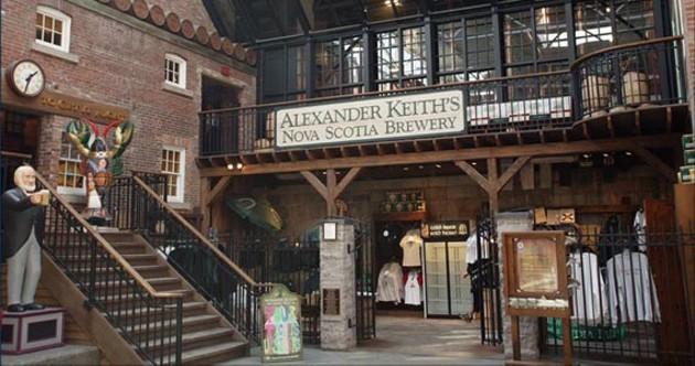 Alexander Keith's Brewery - 1496 Lower Water Street