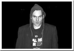 Alpha mega Nick Bevan-John, brother, bandmate recruiter and Ceti Alpha singer.