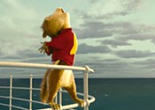 <i>Alvin and the Chipmunks: Chip-Wrecked</i> sinks