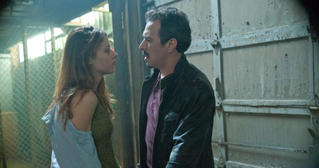 "Amanda Crew and Glen Gould star in Charlie Zone, a ""thriller with humanity."" - MICHAEL TOMPKINS"