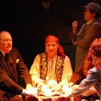 An intense game of Ouija?