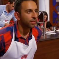 Andrew Al-Khouri enduring pasta boiling criticism