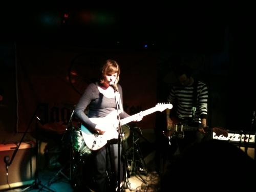 Anna Conner of Thrushes