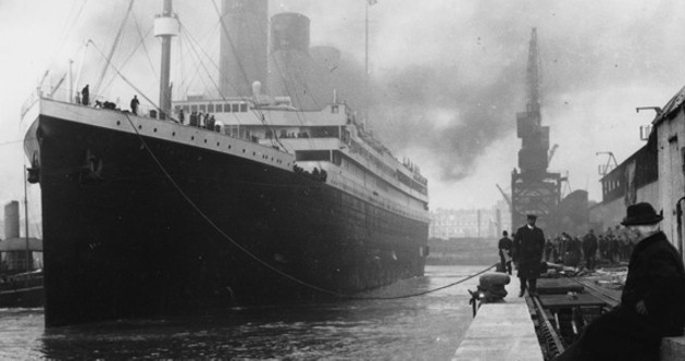 Another side of the luxury liner's story.