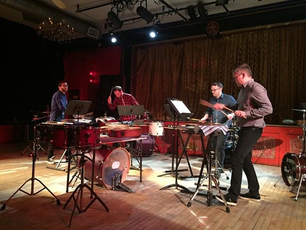 Architek Percussion - VIA ARCHITEKPERCUSSION.COM