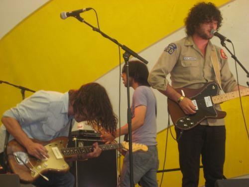 Arkells on the Kia Stage