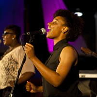 Reeny Smith wows at Prismatic