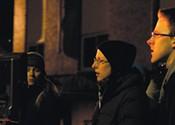<i>Rhonda's Party</i> filmmakers Ashley McKenzie and Nelson MacDonald