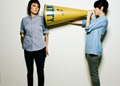 At the heart of Tegan and Sara