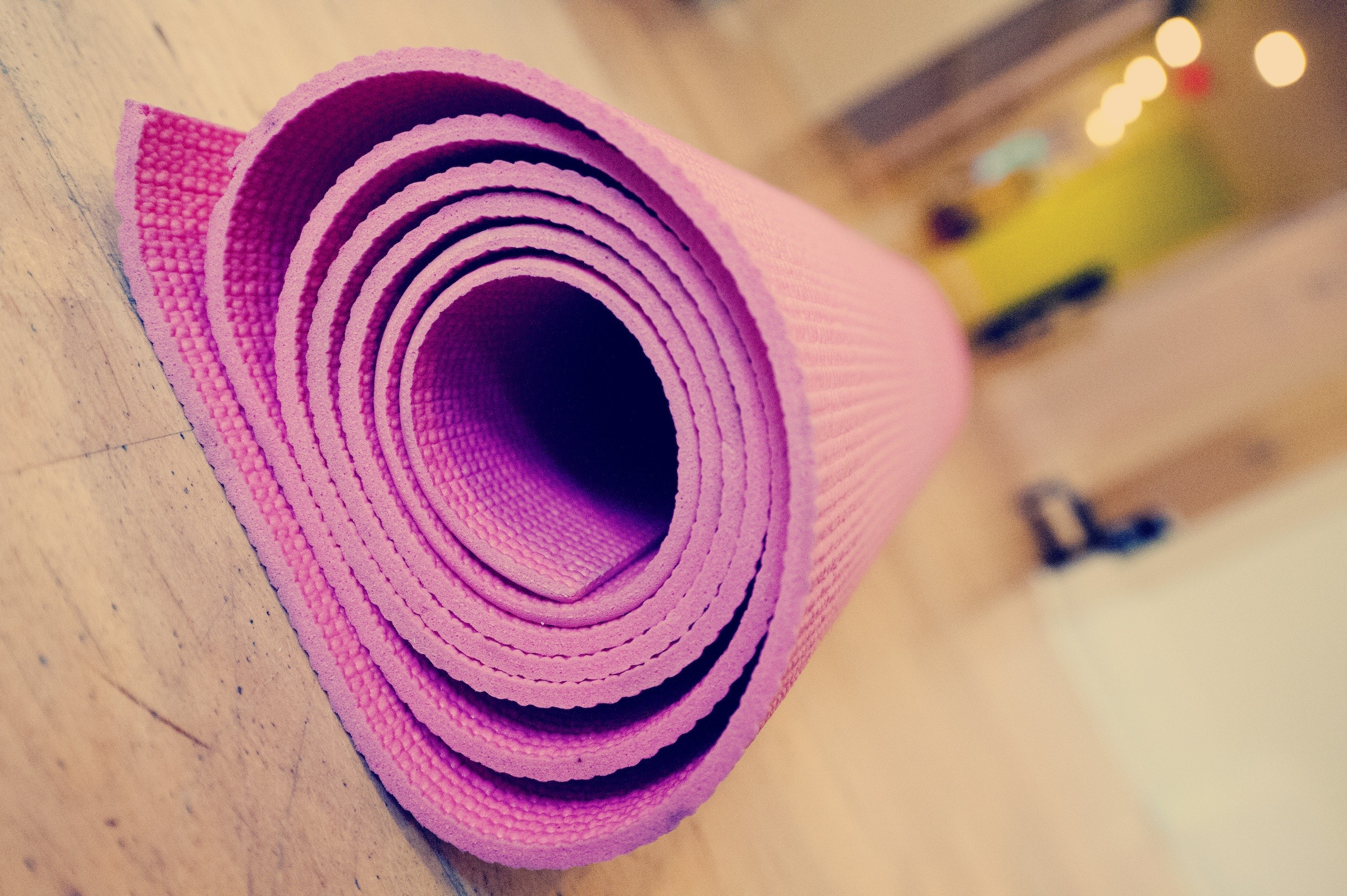 Attention yogis, it's time to roll out
