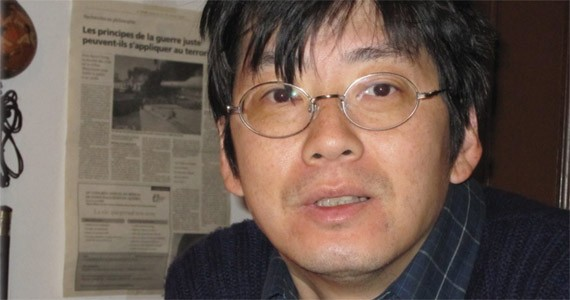 Award-winning Quebecois author Ook Chung.