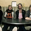 Bend Sinister goes all Canadian