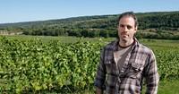 Benjamin Bridge winemaker Jean-Benoit Deslauriers