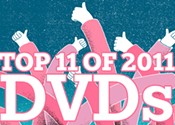 Best DVDs of 2011