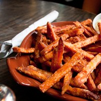 Best Fries (sweet potato)