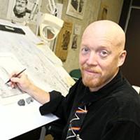 Best Political Cartoonist