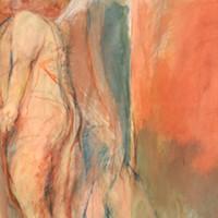 Betty Goodwin, Dead Sea (detail)