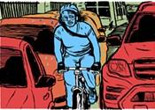 Bike lane delays roll on