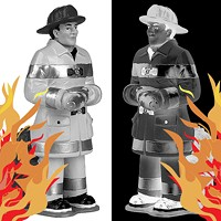 Black firefighters file human rights complaint