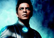 Bollywood superhero movie <i>Ra. One</i> exhausts