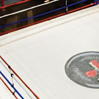 Boxing is losing the fight at the Canada Games.