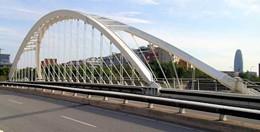 Bridge by Santiago Calatrava