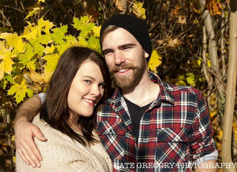 Brittany and Colby found love online, and in real life