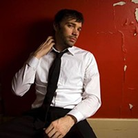 Buck 65 talks