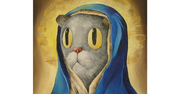Cat Person has local artists finding their mews