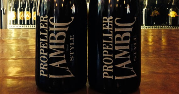 Celebrate this very limited—200 bottles—Lambic release Saturday, August 23 at Stillwell.
