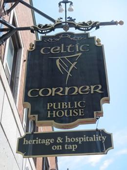 Celtic Corner Public House, Alderney Drive, Dartmouth, Nova Scotia