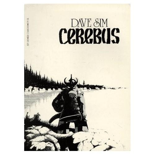 """Cerebus """"phone book"""" Volume One"""