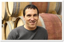 Cheers! Nova Scotia winery owner Hans Christian Jost welcomes the NSLC's bold move.